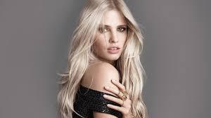 platinum blonde supermodel makeover hair u0026 makeup l u0027oréal paris