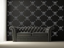 skull wall decal halloween wall decals skull crossbones