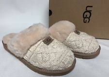 ugg sweater slippers sale ugg knit slippers ebay