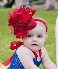 baby girl headbands and bows buy big solid the top hair bow headband snow white