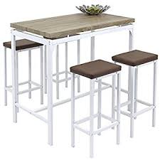 breakfast bar table set angie counter bar set 5 piece breakfast table and chairs bistro pub