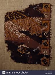 arts pre columbian era weaving fabric with ornaments from