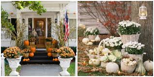Outdoor Halloween Decor by 25 Outdoor Halloween Decorations Porch Decorating Ideas For