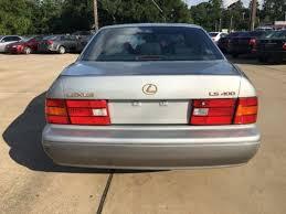 lexus recall registration 1998 used lexus ls 400 luxury sdn 4dr sedan at car guys serving