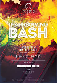 radio javan thanksgiving bash radiojavan