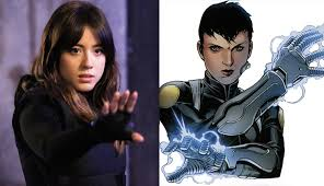 chloe bennet shows off new daisy johnson hairstyle for u0027agents of