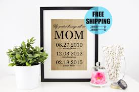 Presents For Mom Birthday Present For Mom Il Fullxfull Best Images Collections Hd