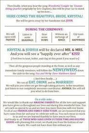 do it yourself wedding programs diy wedding programs weddings do it yourself wedding forums