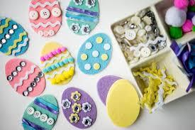 felt easter eggs easter bunny rice krispies treat the best ideas for kids