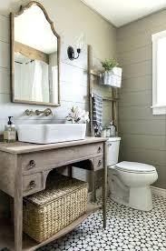 Modern Country Bathroom Country Bathroom Vanities Engem Me