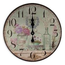 home sweet garden clock u2013 urban home