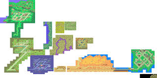 True Map Of The World by An Idea Probably Too Good To Be True Earthbound Mother 2