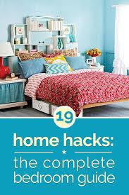 Diy Bedroom Organization by Home Hacks 19 Tips To Organize Your Bedroom Organizing