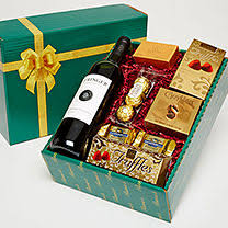wine and chocolate gift basket lindt toblerone ghiradelli wine and chocolate gift baskets