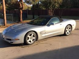 1998 corvette convertible for sale 1998 chevrolet corvette convertible silver for sale on craigslist