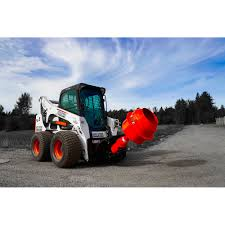 eterra skid steer cement mixer attachment skid steer solutions