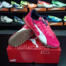 Jual Evospeed Futsal jual sepatu futsal evospeed original warna pink