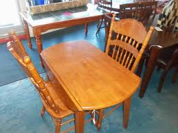 Drop Leaf Table And Chairs Drop Leaf Table And Two Chairs The Jackpot New U0026 Used Furniture