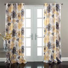 Window And Shower Curtain Sets Half Moon Leah Window Curtains Set Hayneedle