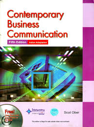 contemporary business communication w cd 5ed 5th edition buy