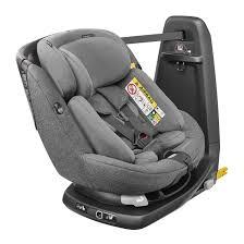 sangle siege auto bebe confort siège auto axissfix plus i size sparkling grey gris bebe confort
