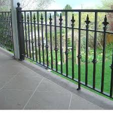 Outdoor Banisters And Railings Best 25 Iron Railings Ideas On Pinterest Modern Railing Metal