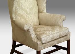 Upholstered Wingback Chair Best Of Wing Armchairs With Thatcher Upholstered Wingback Chair