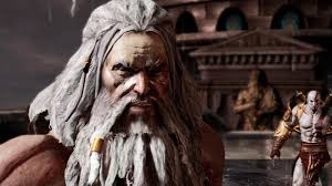 film god of war vs zeus zeus vs kratos full boss fight god of war 3 remastered final boss