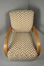 Heals Armchair Pair Of Heals 1930 U0027s Modernist Oak Armchairs 360846