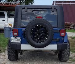 stock jeep suspension wheel offset 2010 jeep wrangler nearly flush stock