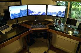 bureau pour gamer pc bureau gaming meetharry co