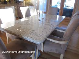 granite dining table set stunning dining room granite table elegant hickory brandy wine pics