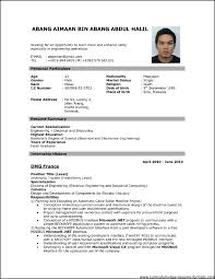 pdf of resume format resume format pdf listmachinepro