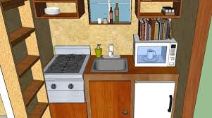 tiny house kitchen ideas lamar s 8x8 tiny house design
