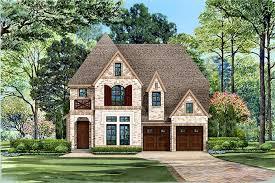 3 bedrm 3436 sq ft tudor house plan 195 1123