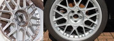 alloy wheel refurbishment prices