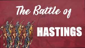 Armchair Strategist Battle Of Hastings Animated History Youtube