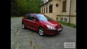 peugeot made peugeot 307 acceleration youtube