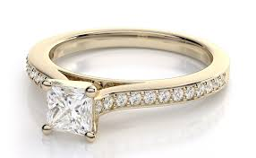 Gold Wedding Rings by Centering Gold Wedding Engagement Rings Tags Gold Band Diamond