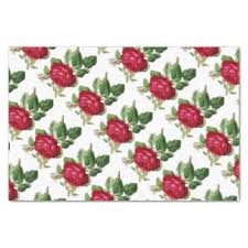 floral tissue paper floral craft tissue paper zazzle co uk