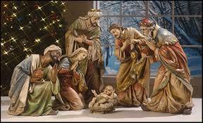 nativity set 6 church size co uk kitchen