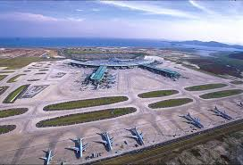 south korea incheon international airport airport master plan