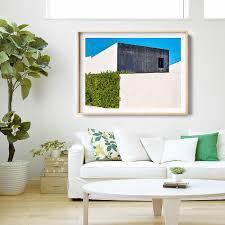 beach art print coastal home interior beach photography