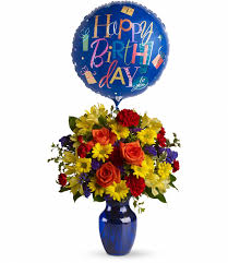 balloon delivery wichita ks fly away birthday in wichita ks laurie s house of flowers
