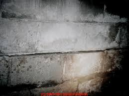 Parge Basement Walls by Types Of Cracks U0026 Damage In Block Foundation Walls