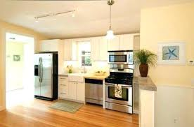 one wall kitchen with island designs one wall kitchen ideas black and white one wall kitchen with
