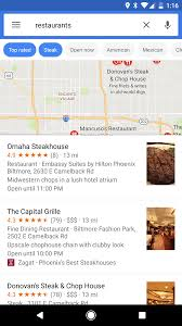 Google Map Phoenix by Looking For Place To Eat Try Google Maps Husband Yasmine Evjen