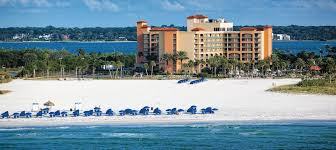 Map Of Clearwater Beach Clearwater Beach Hotel And Resort Sheraton Sand Key