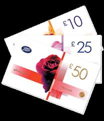 boots gift vouchers buy
