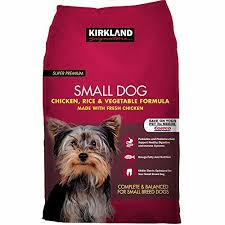 Kirkland Signature Small Breed Adult Dog Formula Chicken